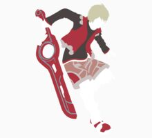 Shulk Vector One Piece - Long Sleeve