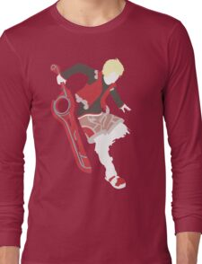 Shulk Vector Long Sleeve T-Shirt