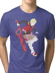 Shulk Vector Tri-blend T-Shirt