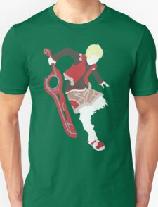 Shulk Vector Unisex T-Shirt