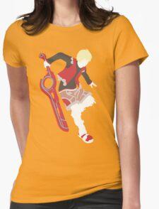 Shulk Vector Womens Fitted T-Shirt