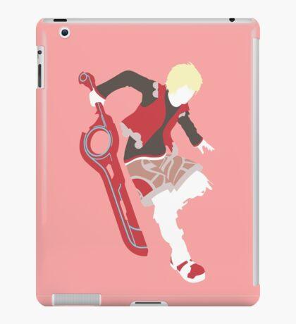 Shulk Vector iPad Case/Skin