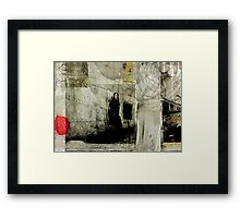 AFFAIRS OF THE HEART Framed Print