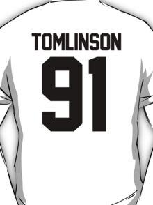 #LOUISTOMLINSON, One Direction  T-Shirt