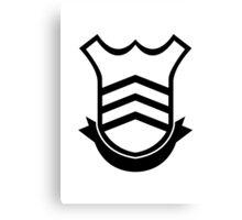 Persona 5 School Emblem/Logo Canvas Print
