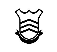 Persona 5 School Emblem/Logo Photographic Print
