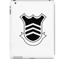 Persona 5 School Emblem/Logo - Inverted iPad Case/Skin