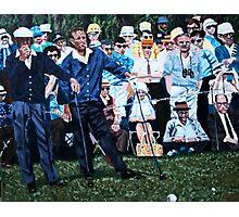 Arnold Palmer Photographic Print
