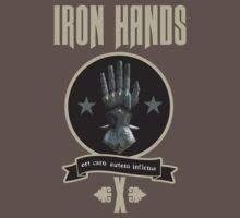 Iron Hands X - Warhammer Kids Clothes