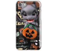 Halloween Dragon iPhone Case/Skin