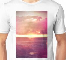 Calm Sunset Unisex T-Shirt