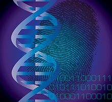 DNA fingerprint by theimagezone