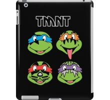 TMNT and KISS crossover iPad Case/Skin