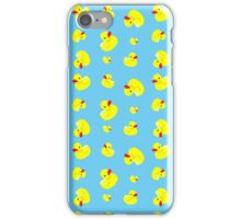 Rubber Ducks iPhone Case/Skin