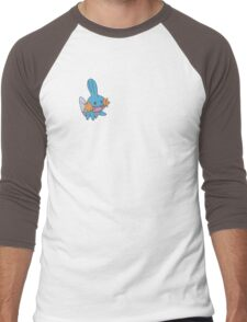 Mudkip Pokemon Men's Baseball ¾ T-Shirt