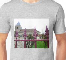 Fleurs de lys Unisex T-Shirt
