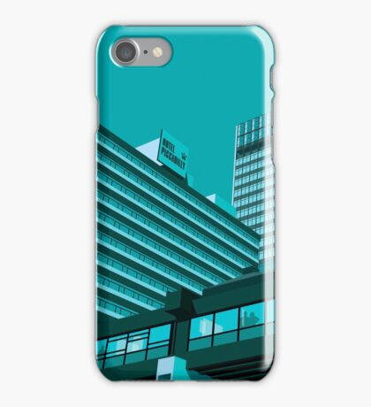 Piccadilly Plaza, Manchester iPhone Case/Skin