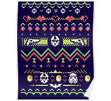 Ugly Christmas Sweater - Funny Christmas Gifts Poster
