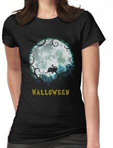 halloween holiday Womens Fitted T-Shirt