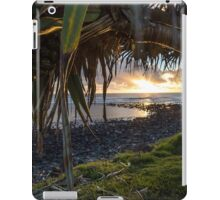 A Fruitful Pandanus Morning iPad Case/Skin