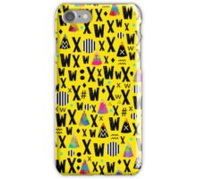 A.A. Y. ix iv iPhone Case/Skin