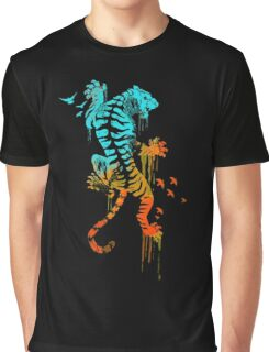 Melted Survival Graphic T-Shirt