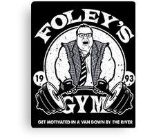 Foley Canvas Print