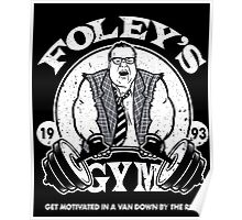 Foley Poster