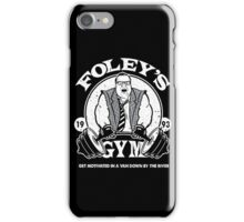 Foley iPhone Case/Skin