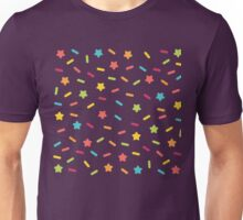 Choclate and Sprinkles  Unisex T-Shirt