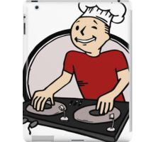 BeatChef in Red iPad Case/Skin