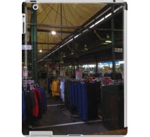 Max Saturated Market Shot iPad Case/Skin
