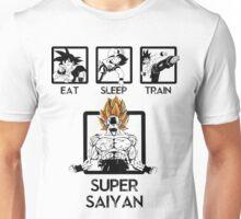 Saiyan Mode Unisex T-Shirt