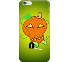 Halloween monster iPhone Case/Skin
