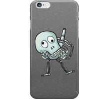 Funny Skeleton iPhone Case/Skin