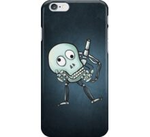 Halloween Skeleton iPhone Case/Skin