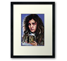 """""""We have such sights to show you!""""  Framed Print"""