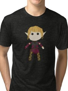 Sera Rag Doll Tri-blend T-Shirt