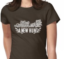 A new Hunt Monster Hunter Womens Fitted T-Shirt