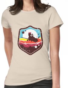DELIVERY WITCH Womens Fitted T-Shirt