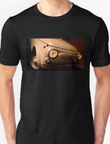 Old Fiat 500 Unisex T-Shirt