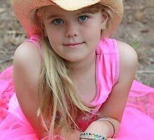 Cowgirl by Joshua  Bennett