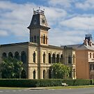 Historic Lathamstowe, Queenscliff, Victoria. by johnrf