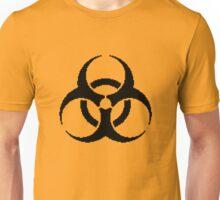 HAZARD 16-bit logo Unisex T-Shirt
