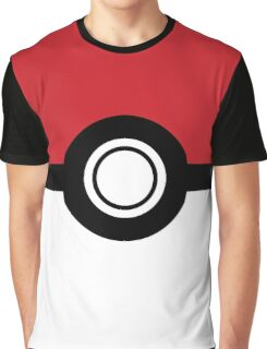 Pokemon - Poke Ball Graphic T-Shirt