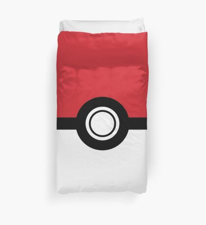 Pokemon - Poke Ball Duvet Cover