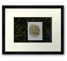 Blind Genius Dude by KukiWho & Sub Framed Print