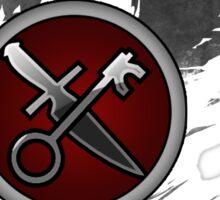 Thief - Guild Wars 2 Sticker