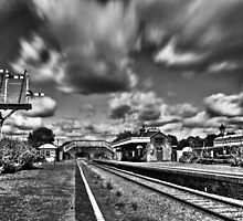 Down The Line by Dale Rockell