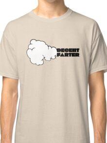 Funny Joking Farting Cartoon Design  Classic T-Shirt